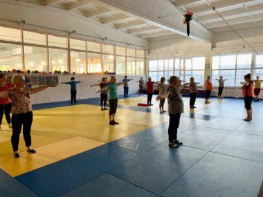 СК Олимп, Коряжма, Лечебная гимнастика