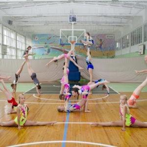 Спортивная акробатика