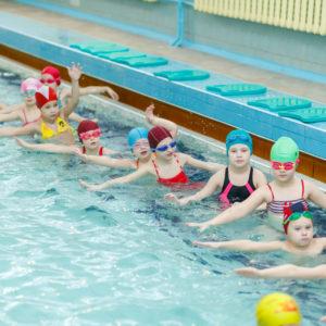 Группы здоровья в детском бассейне