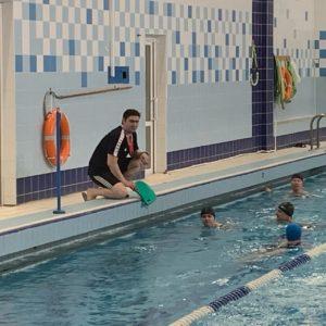 Группы здоровья по обучению плаванию