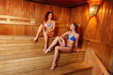 СК Олимп, Коряжма, Паровая баня