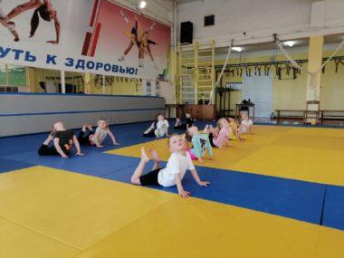 СК Олимп, Коряжма, Спортивная акробатика
