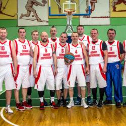 Мужская сборная команда по баскетболу