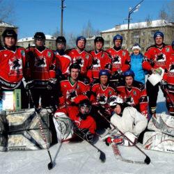 Сборная команда «Химик» по хоккею с шайбой