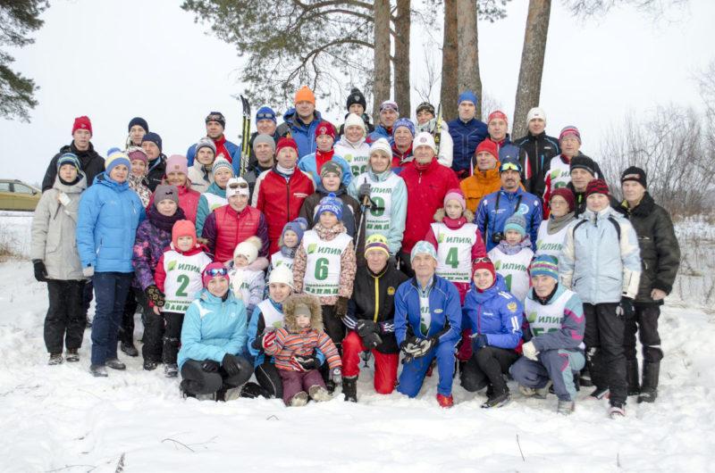 Лыжный клуб «Полюс» СК Олимп г. Коряжма