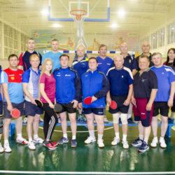 Сборная команда по настольному теннису