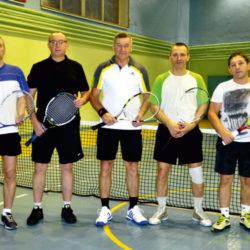 Сборная команда по большому теннису