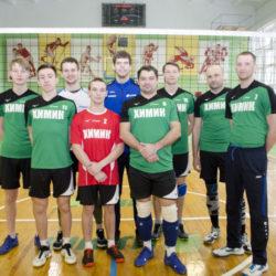 Мужская сборная команда «Химик» по волейболу