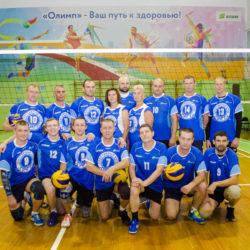 Клуб любителей волейбола (КЛЮВ)