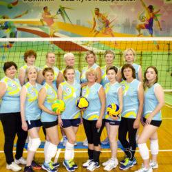 Женская сборная команда по волейболу
